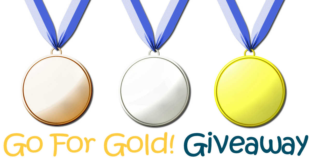 Go For Gold! Giveaway