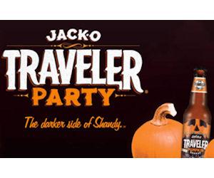 FREE Jack-O Traveler Party...