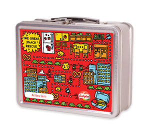 FREE Babybel Lunchbox Giveaway...