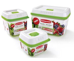 FREE Rubbermaid FreshWorks Pro...