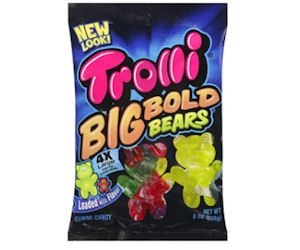 FREE Trolli Candy for Mariano`...