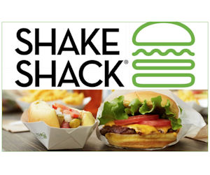 FREE Burger at Shake Shack Loc...