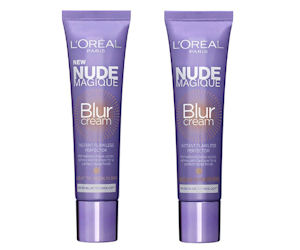 FREE L`Oreal Magic Blur Cream!