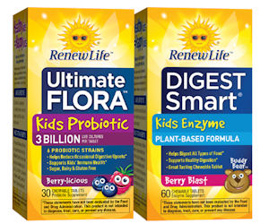 FREE Sample of Ultimate Flora.