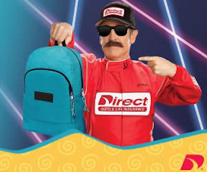 FREE Backpack at Direct Auto &...