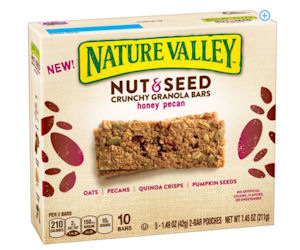FREE Nature Valley Crunch Bars...