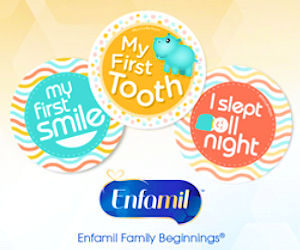 FREE Enfamil Belly Badges, Fre...