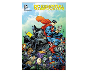 FREE Download of DC Comics Ess...