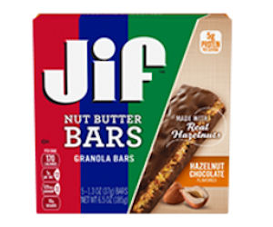 FREE Jif Bars Event!