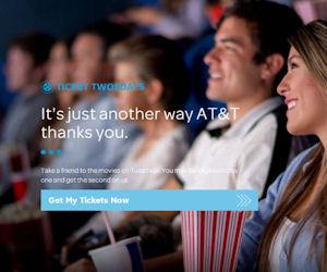 AT&T Ticket Twosdays -...