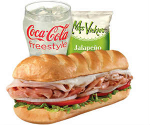 image about Firehouse Subs Coupon Printable identified as Firehouse Subs - Labor Working day Coupon for Free of charge Sub with Get