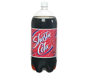 FREE 2-Liter of Shasta Soda!