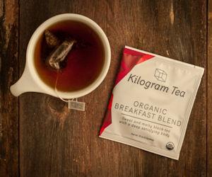 Free Sample Of Intelligentsia Coffee Kilogram Tea Bag