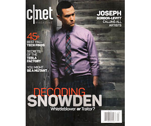 FREE Subscription to CNET Maga...