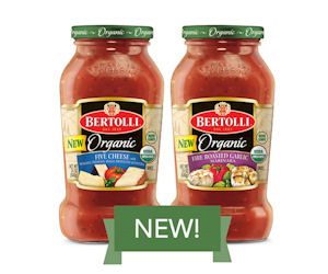 FREE Bertolli Organic Pasta Sa...