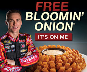 Outback Steakhouse - FREE Bloo...