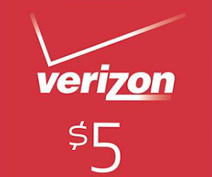 Free $5 Verizon Gift Card with Verizon Smart Rewards - Free ...