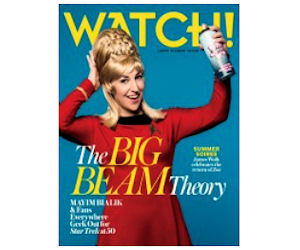 CBS Watch Magazine