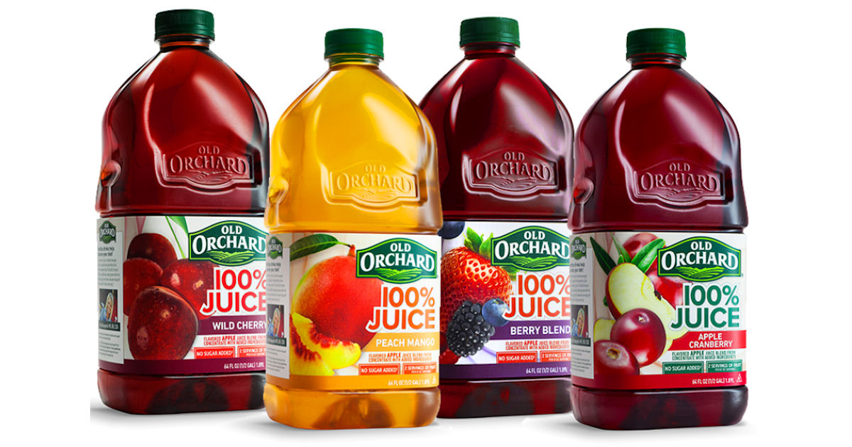 Old Orchard VIP Juice Crew - F...