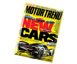 FREE Subscription to Motor Tre...