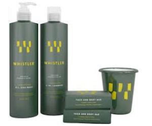 FREE Whistler Wash Co Travel K...