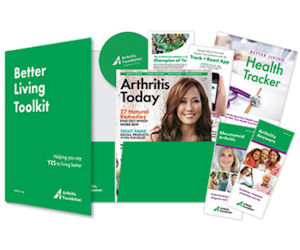 FREE Arthritis Today Magazine.