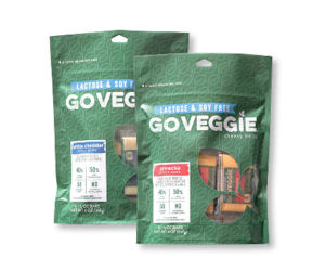 FREE Go Veggie Product Coupon.