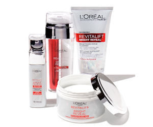 FREE L`Oreal Paris Revitalift.