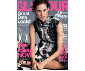 FREE Subscription to Glamour M...