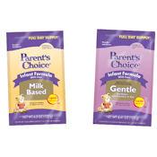 parents choice samples