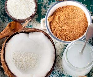 FREE Coconut Scrub, Balm &...