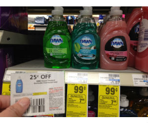 Dawn Dish Soap at CVS