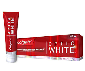 Colgate Optic White Toothpaste at CVS