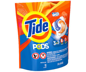 topcashback free 16ct pack of tide pods free product samples