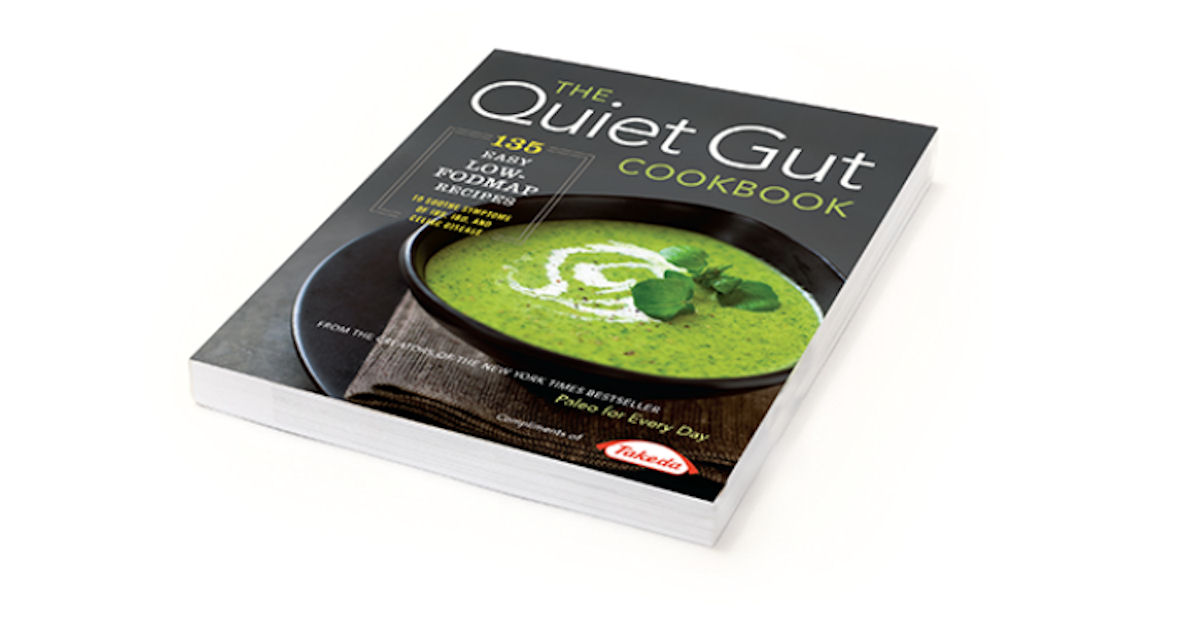 FREE Copy of The Quiet Gut Coo...