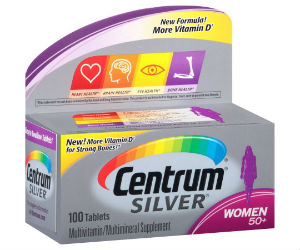 image about Centrum Coupon Printable named Centrum Nutrition for $3.00 at Publix with Discount coupons