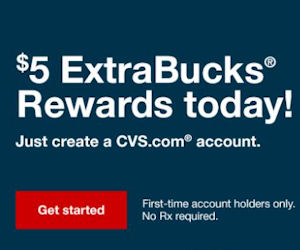 FREE $5 ExtraBucks Reward for.