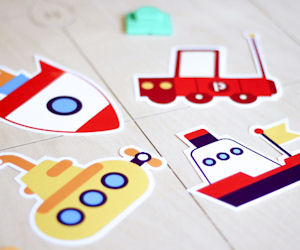 FREE Primo Toys Stickers, Pers...