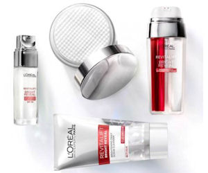 FREE L`Oreal Revitalift Bright...
