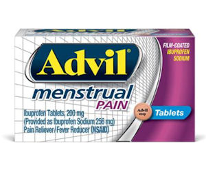 FREE Advil Menstrual Pain with...