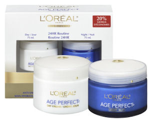 FREE L'Oreal Paris Age Perfect...