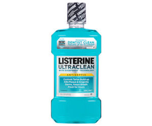 FREE Listerine UltraClean Cool...