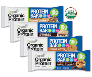 FREE Orgain Organic Protein Ba...