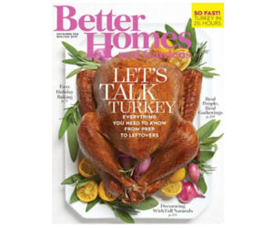 FREE Subscription to Better Ho...