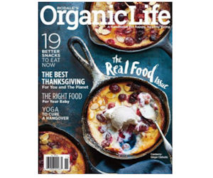 FREE Subscription to Rodale`s.