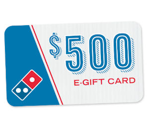 Upcoming Free Domino's Gift Card Giveaway with Quickly - Free ...