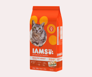 Iams Cat Food at Publix