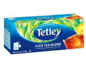 Tetley Tea at Dollar Tree