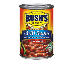 Bush's Chili Beans at Target