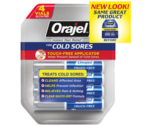 FREE Orajel Touch-Free Cold So...